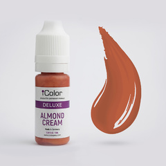 Пигмент для губ iColor Deluxe Almond Cream